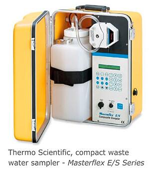 Automated waste water sampler Thermo Scientific Masterflex