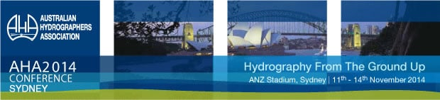 AHA Australian Hydrographers Association Water monitoring