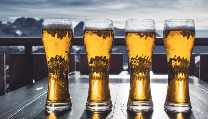 Illustrating IoT application through beer